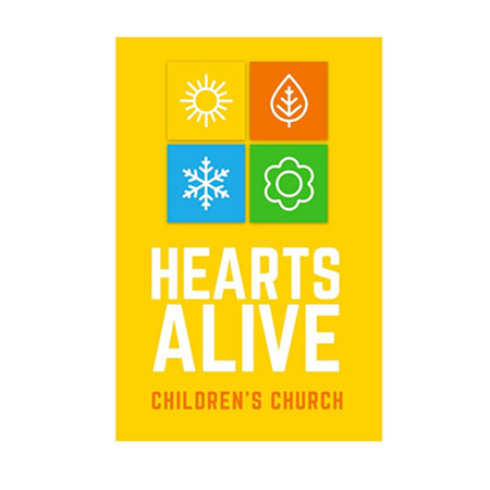 Hearts Alive Children's Church Curriculum - Bible Study Media