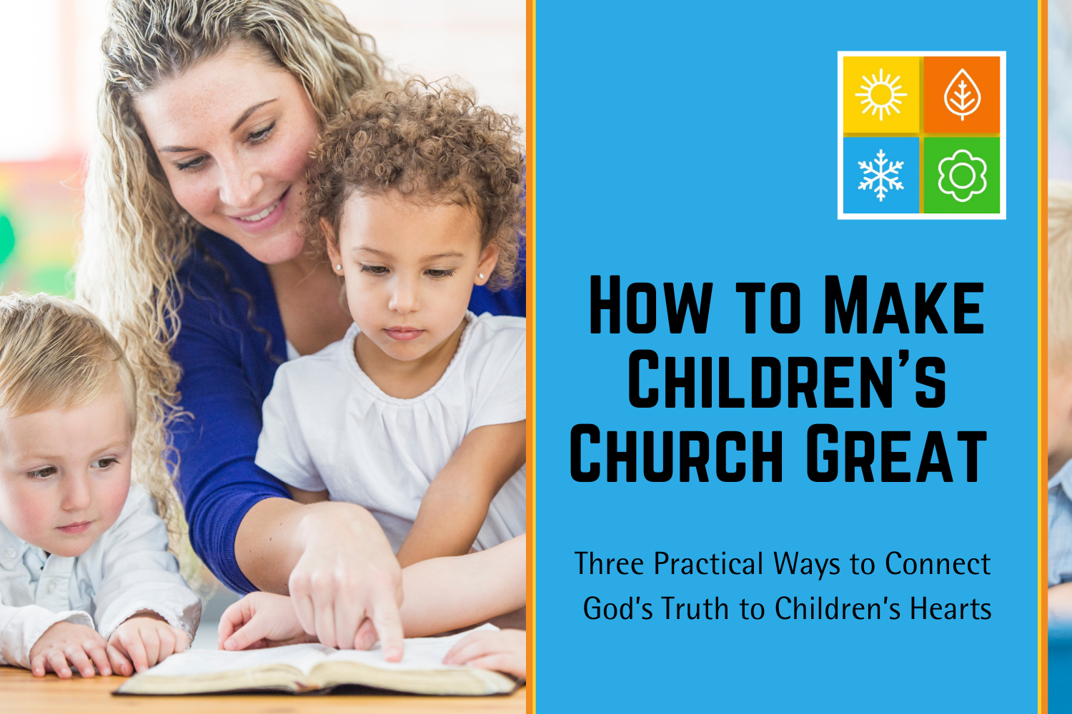 How to Make Children's Church Great