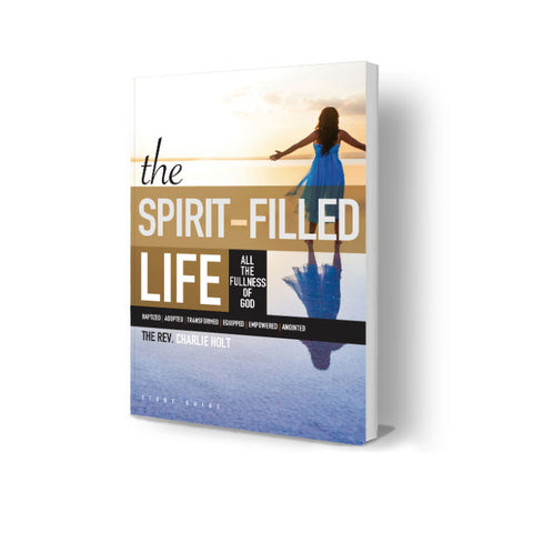 The Spirit-Filled Life small group Christian study - Bible Media Study