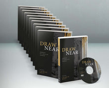 DN-A05 Draw Near: Hebrews on Christian Worship Small Group 10-Pack