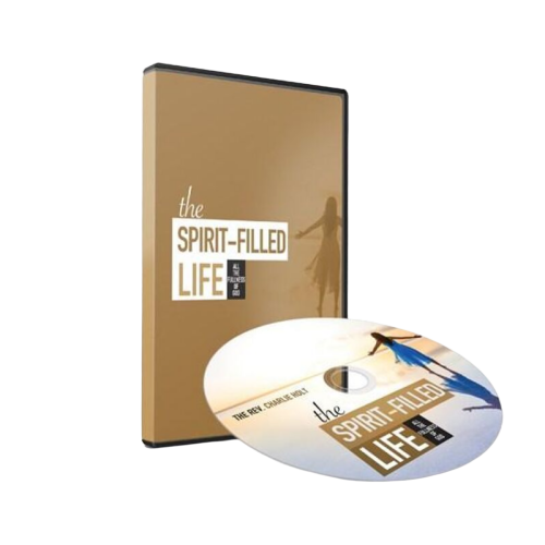 The Spirit-Filled Life DVD: All the Fullness of God