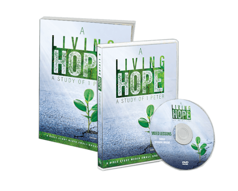 A Living Hope: A Study of 1 Peter Small Group DVD