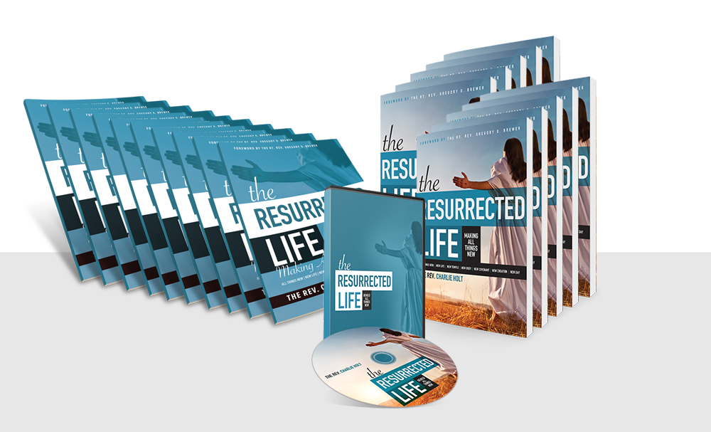 The Resurrected Life: Small Group Books and DVD