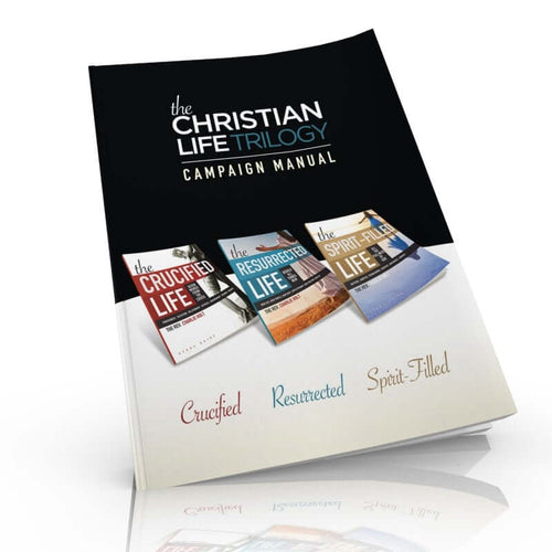 CLT-A04 Christian Life Trilogy: Campaign Manual