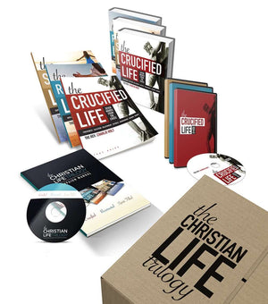 bible study book the christian life trilogy