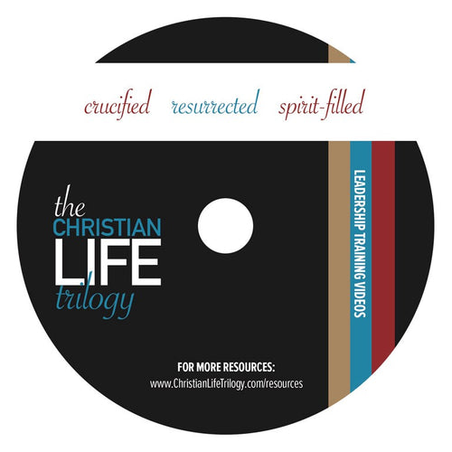 CLT-A03 The Christian Life Trilogy Leader Training DVD