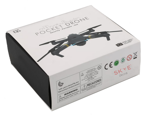 Package Content Skye Drone