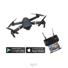Skye Drone app is available
