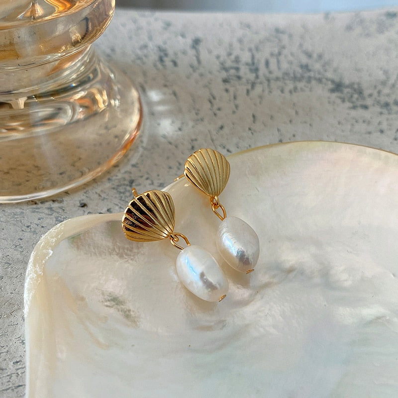 Magic Shells // Earrings (4534703390771)