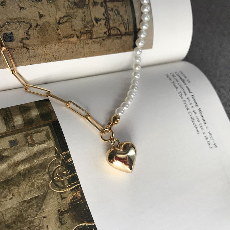 Love Of My Life // Necklace (4534707093555)