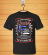 Grumpy Old Trucker T-shirt