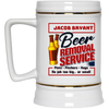 Personalized - Beer Removal Service Beer Stein 22oz.