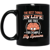 The Best Things In Life Are Free Mug
