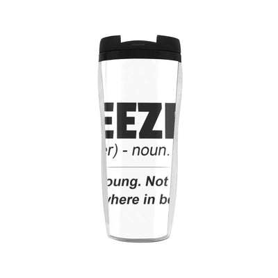 Geezer Definition Reusable Coffee Cup