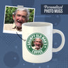 Grumpy Old Man's Coffee Mug - Personalized