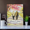 Personalized - Old Couple 3 Premium Canvas - FREE SHIPPING