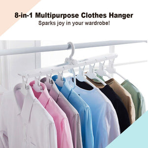 Foldable Clothes Hanger