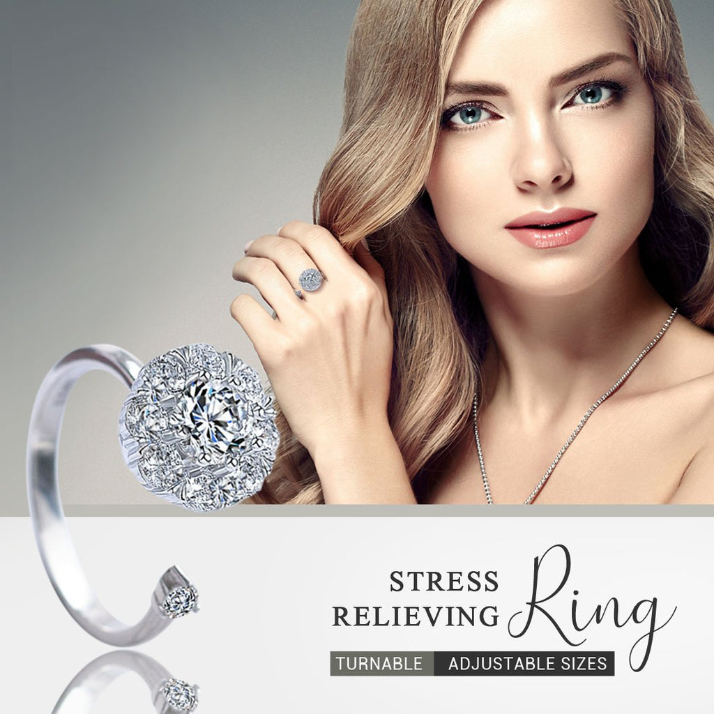 Turnable Stress Relieving Ring (Adjustable Sizes)