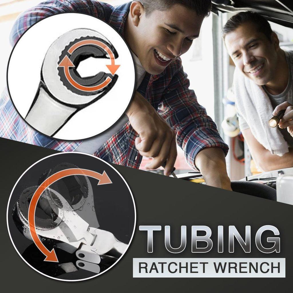 8-19 mm Tubing Ratchet Wrenches