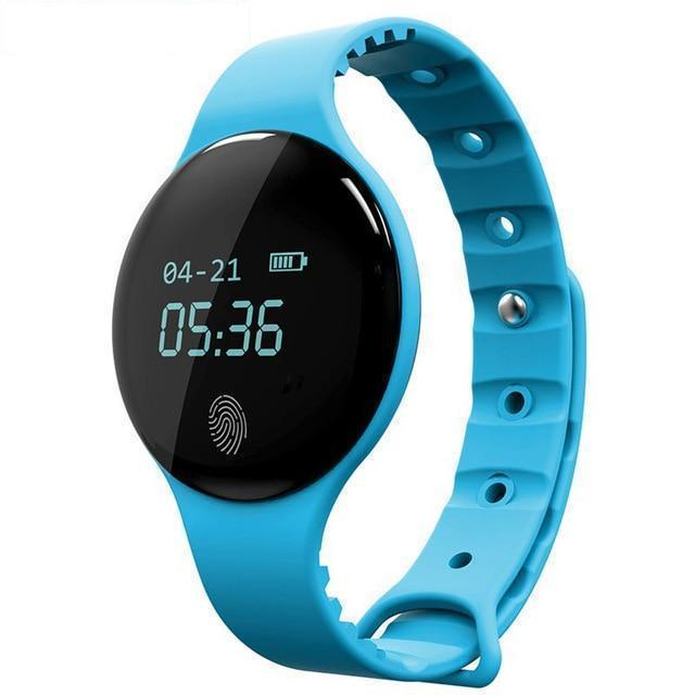 Fashionable Health Smart Fitness Watch - iOS & Android Compatible