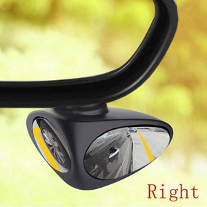 360° Rotatable Blind Spot Convex Mirror