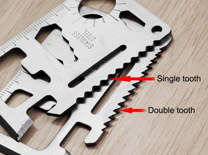 Multifunctional Card Knife