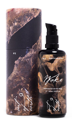 N° 2 BODY REPAIR LOTION Wake 100ml