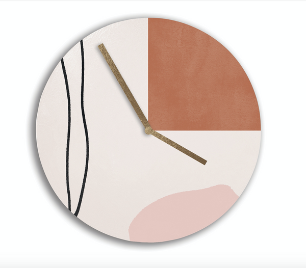 Wall Clock by Moglea