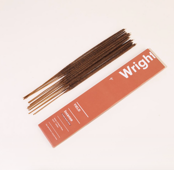 Incense by Yield Design Co.
