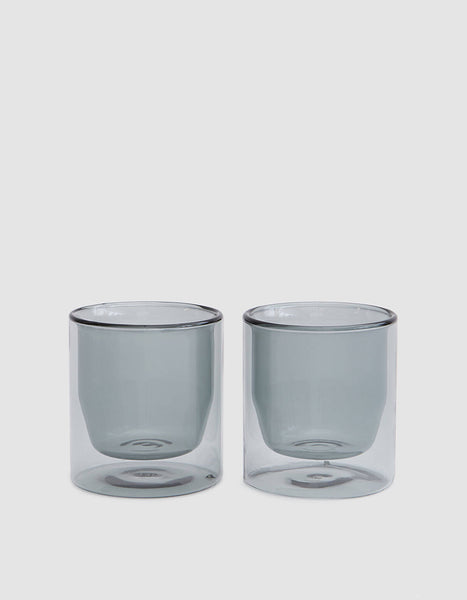 Double Wall Glasses by Yield Design Co.