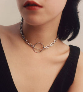 Lina Choker by Justine Clenquet