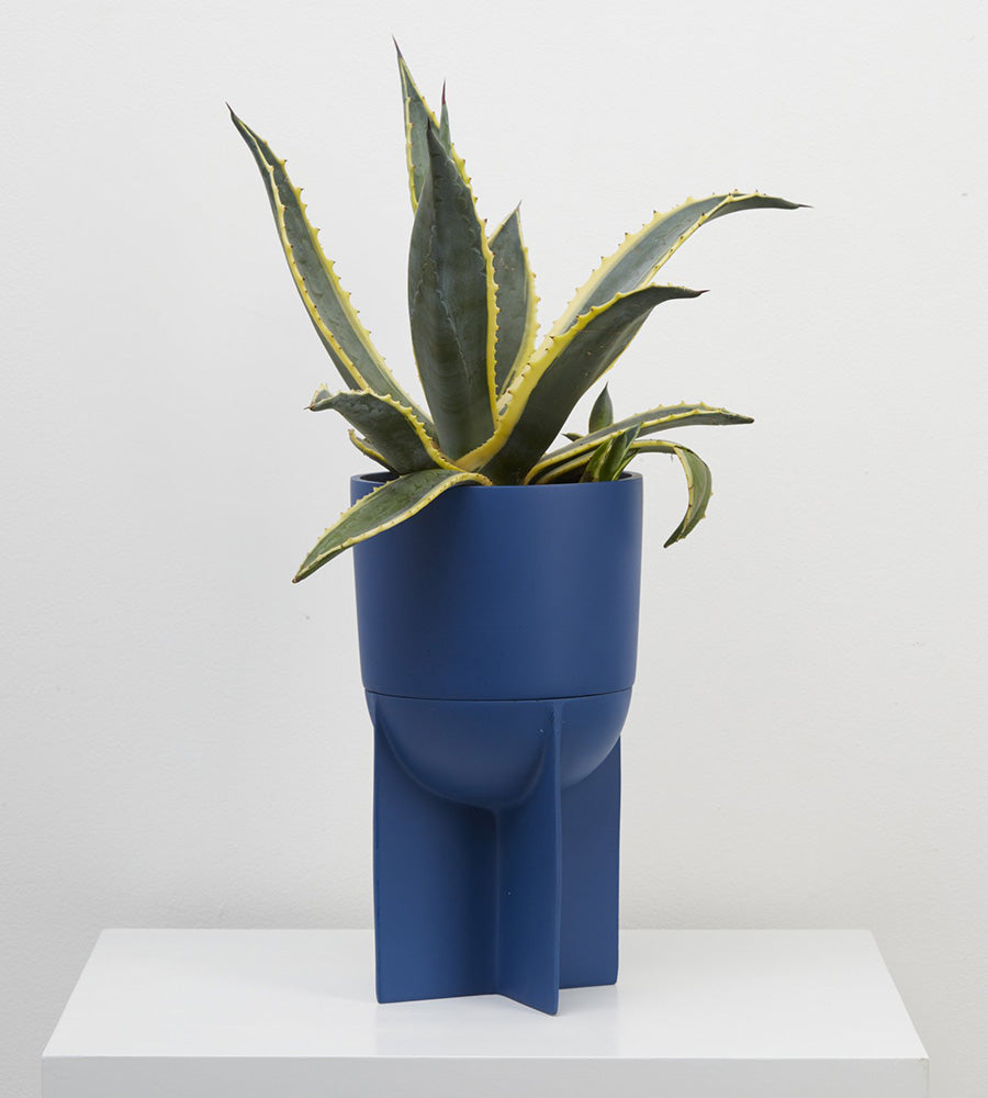 Tall Eros Planter by Capra Designs