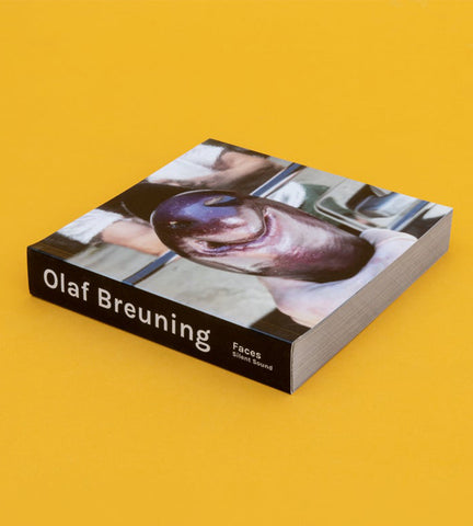 "Olaf Breuning ""Faces"" Book"