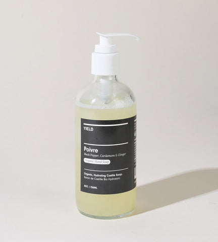 Organic Hand Soap by Yield Design Co. - 8 Oz.