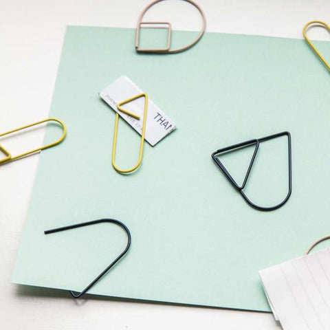 Paper Clip Set - Daphna Laurens for Areaware