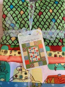 Cuddly Quilt Kit - Wild Things
