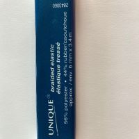 Braided Elastic - 6mm