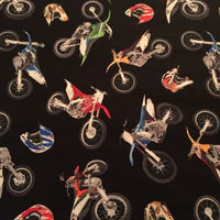 Dirt Bike Fabric