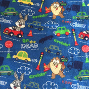 Flannel Baby Looney Tunes Fabric