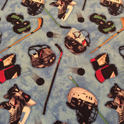Hockey Fabric
