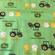 John Deere Tractors and Ducklings