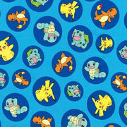 Pokemon Characters - Blue