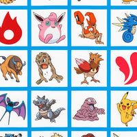 Pokemon Multi Characters