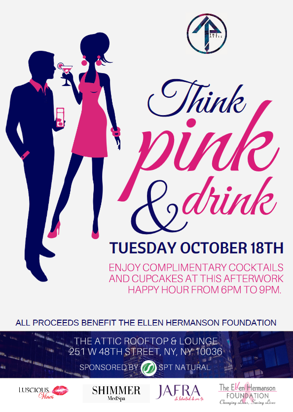 Think Pink & Drink