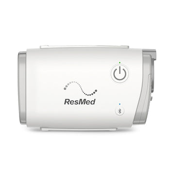ResMed AirMini Travel CPAP Machine Package (Modes: Fixed, Auto, Auto For Her) Includes Mask