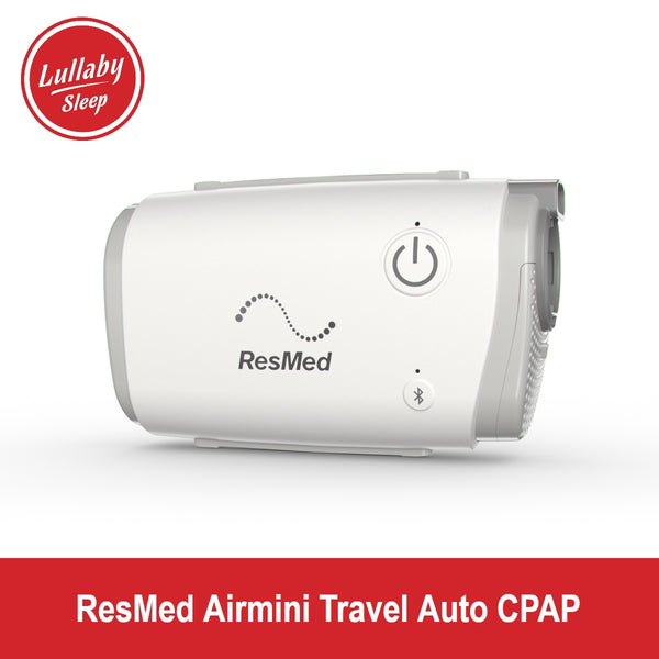 ResMed AirMini Travel CPAP Machine with Medistrom Portable Battery