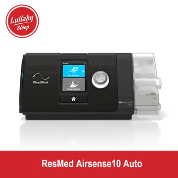ResMed AirSense 10 AutoSet CPAP Machine Package + 5 Yr Warranty + Mask