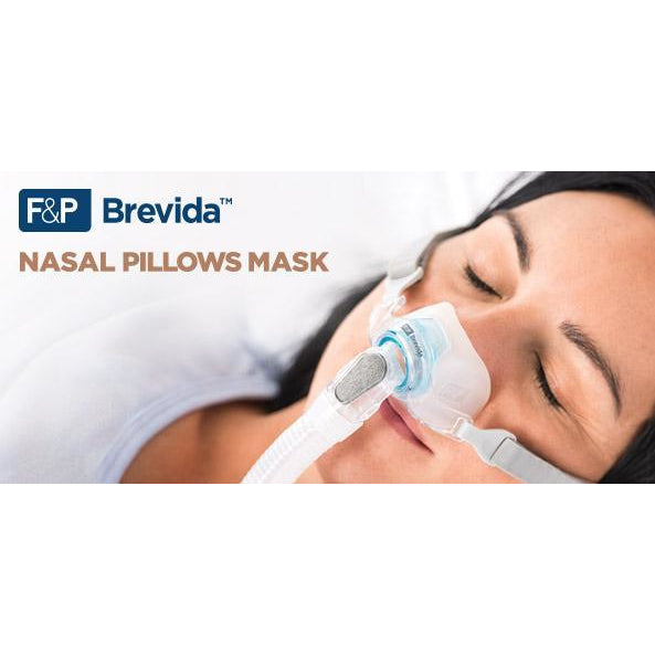 Fisher & Paykel Brediva Nasal Pillow CPAP Mask