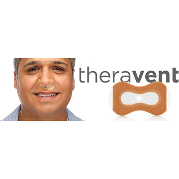 Theravent SNORE Therapy (20 pk) - Starter / Regular / Max