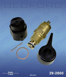 29-2600 Bypass Valve Assembly Standard O-Ring